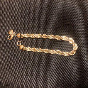 Gold Tennis Chain